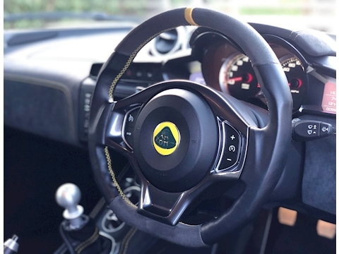 Lotus Evora Sport 410 Coupe 3.5 Manual Petrol