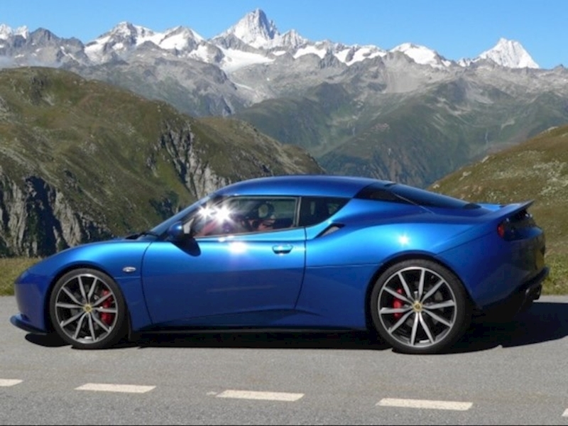 Lotus Evora S Essex Edition - Large 5