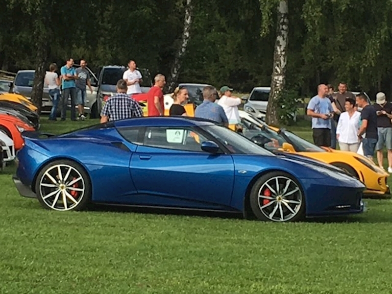 Lotus Evora S Essex Edition - Large 6