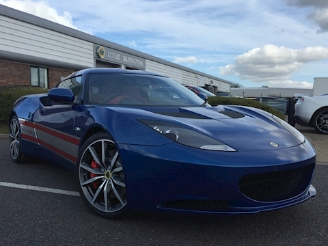 Evora S Essex Edition 3.5 2dr Coupe Manual Petrol