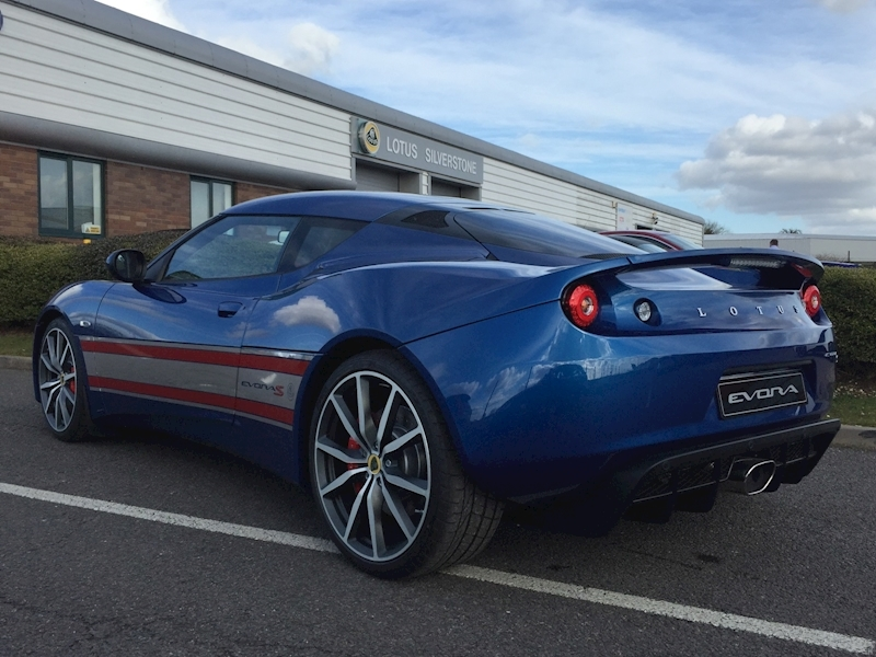 Lotus Evora S Essex Edition - Large 2