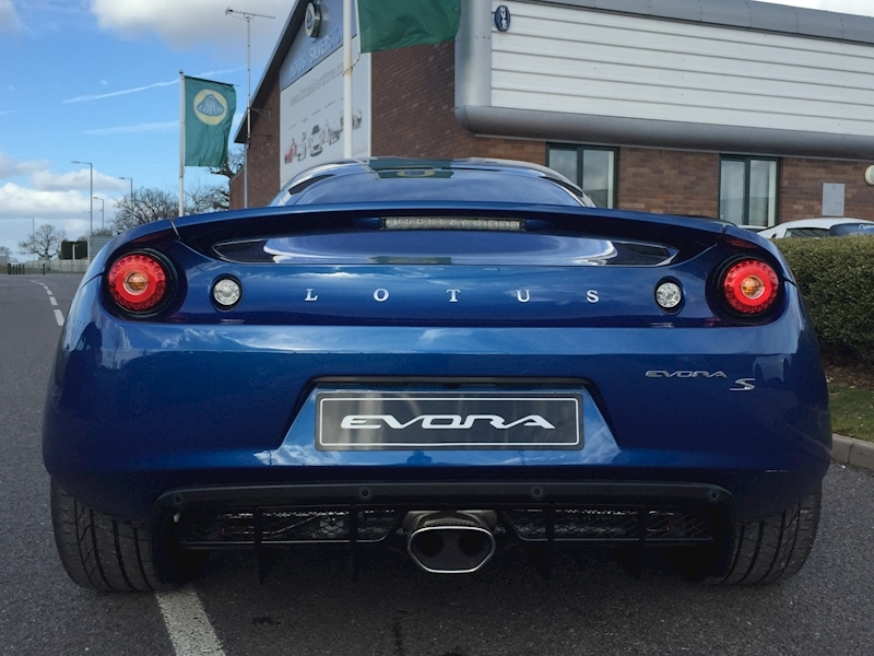 Lotus Evora S Essex Edition - Large 13
