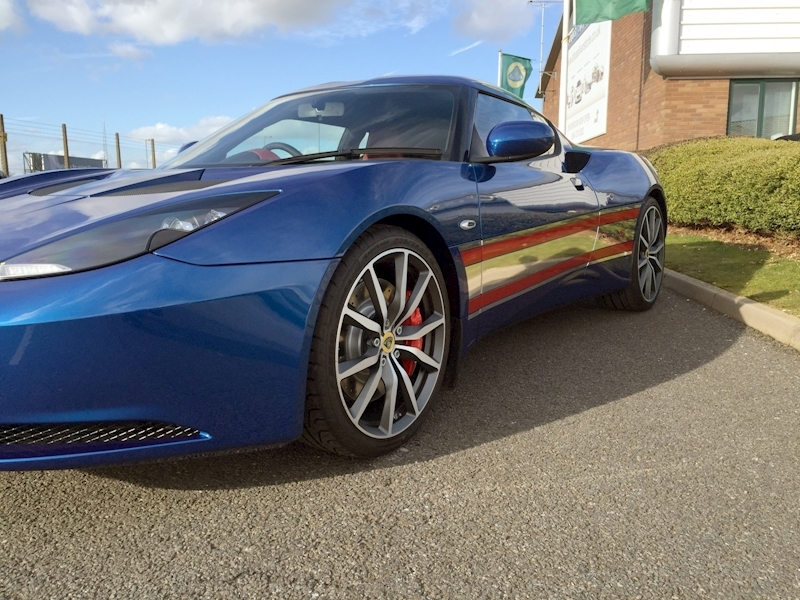 Lotus Evora S Essex Edition - Large 20