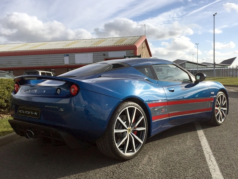 Lotus Evora S Essex Edition - Large 21