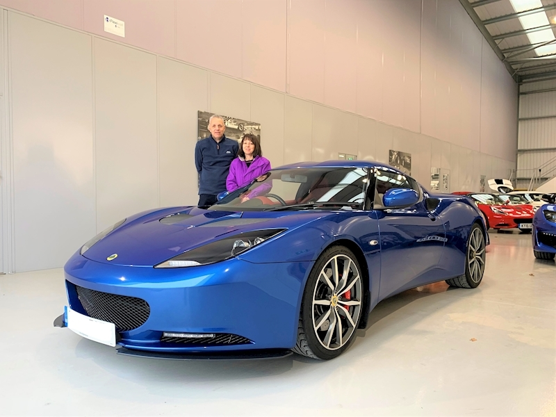 Lotus Evora S Essex Edition - Large 0
