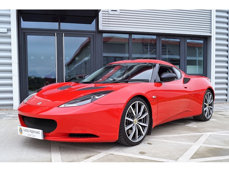 Lotus Evora S 2+0 Sport, Tech & Prem - Large 0