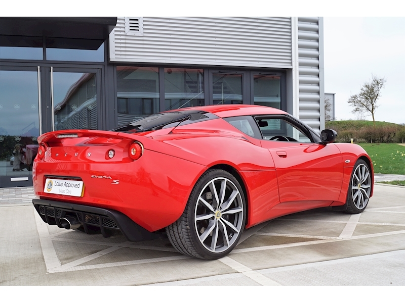 Lotus Evora S 2+0 Sport, Tech & Prem - Large 1