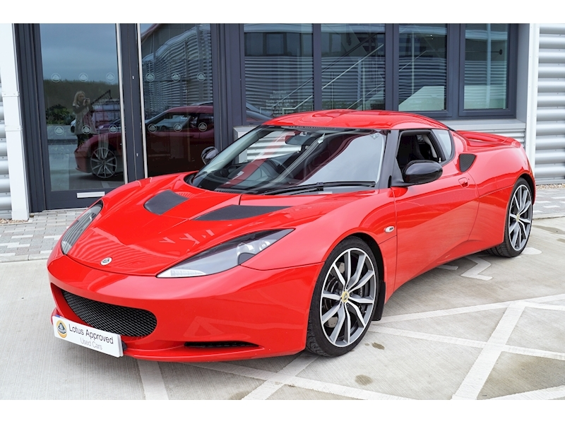 Lotus Evora S 2+0 Sport, Tech & Prem - Large 8