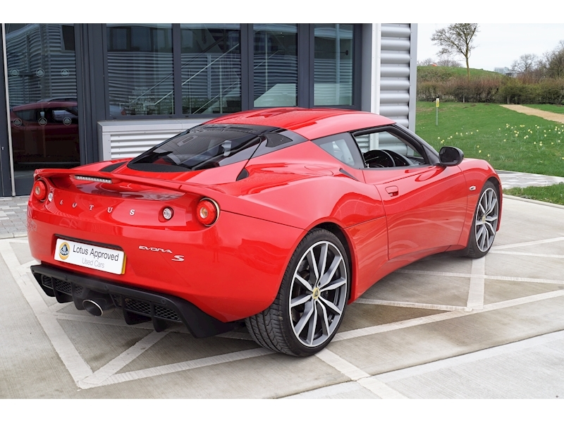 Lotus Evora S 2+0 Sport, Tech & Prem - Large 9