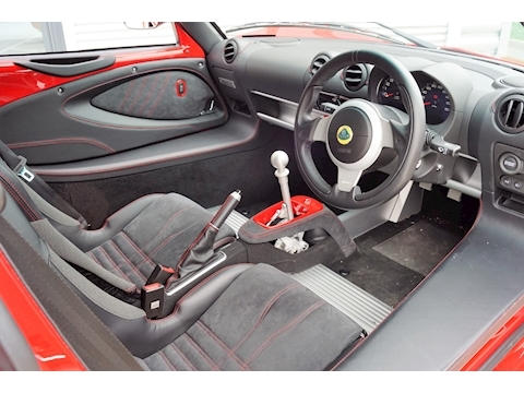 Exige Sport 350 3.5 2dr Coupe Manual Petrol