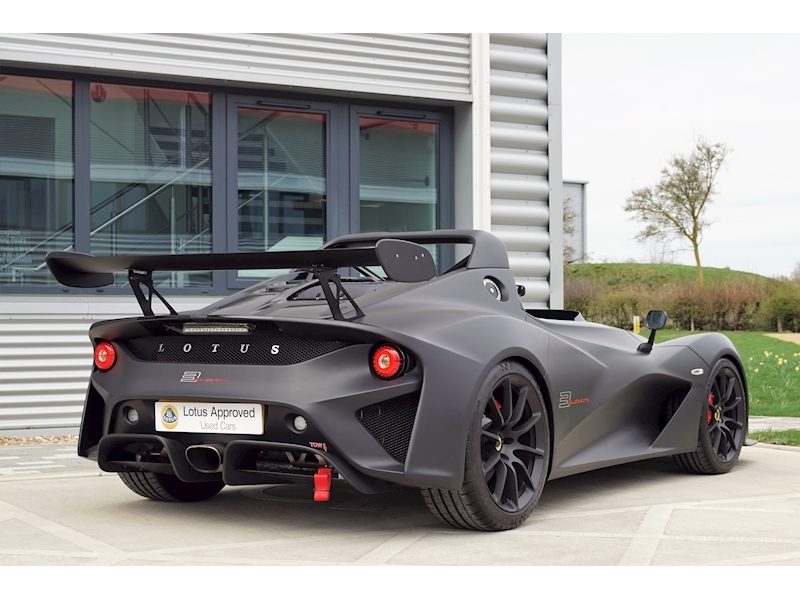 Lotus 3 Eleven 400 Bhp UK SVA - Large 1