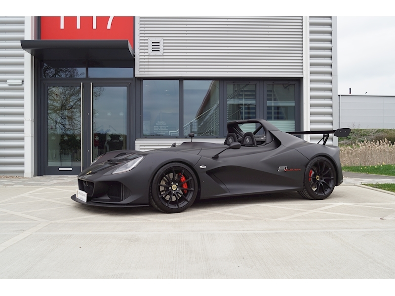 Lotus 3 Eleven 400 Bhp UK SVA - Large 9