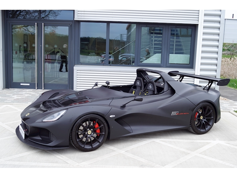 Lotus 3 Eleven 400 Bhp UK SVA - Large 13