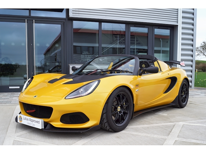 Elise Cup 250 1.8 2dr Convertible Manual Petrol