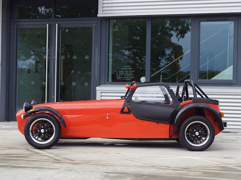 Caterham Super Seven Roadsport - Large 8