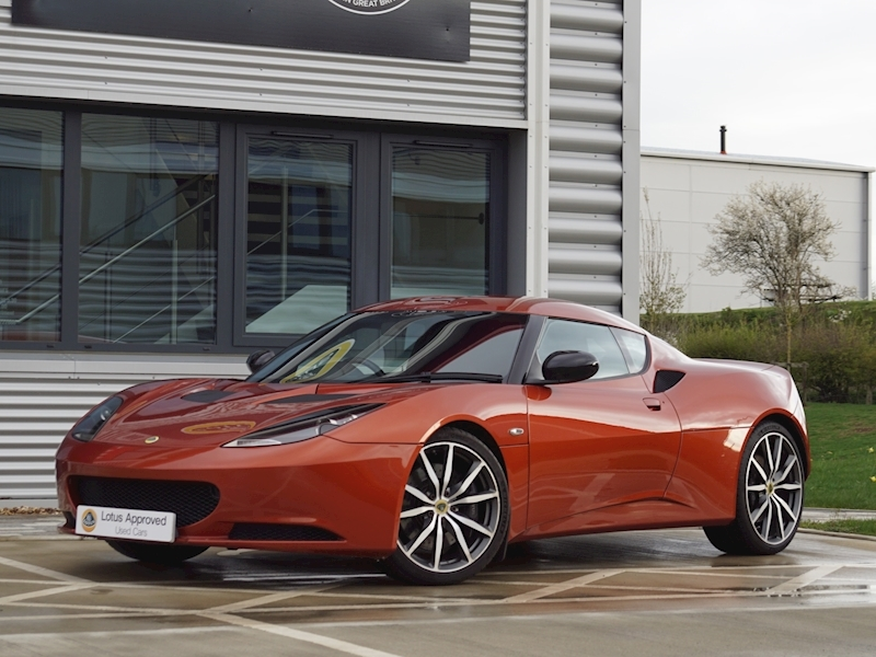 Lotus Evora V6 S IPS Premium Sport Tech - Large 0