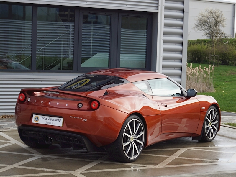 Lotus Evora V6 S IPS Premium Sport Tech - Large 1