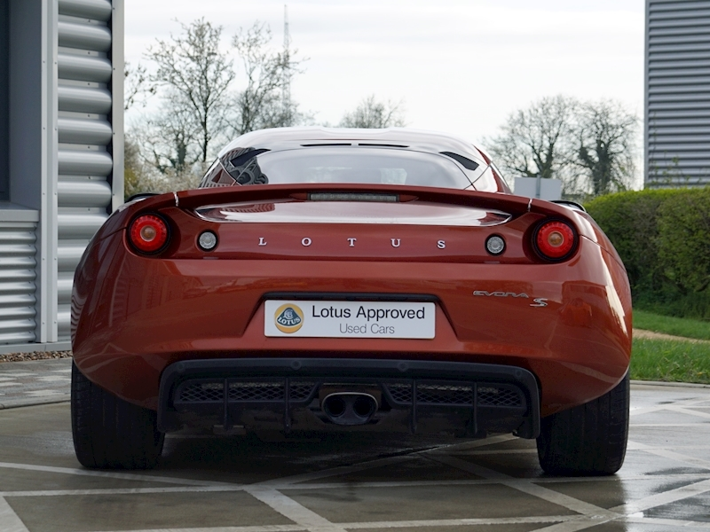 Lotus Evora V6 S IPS Premium Sport Tech - Large 7