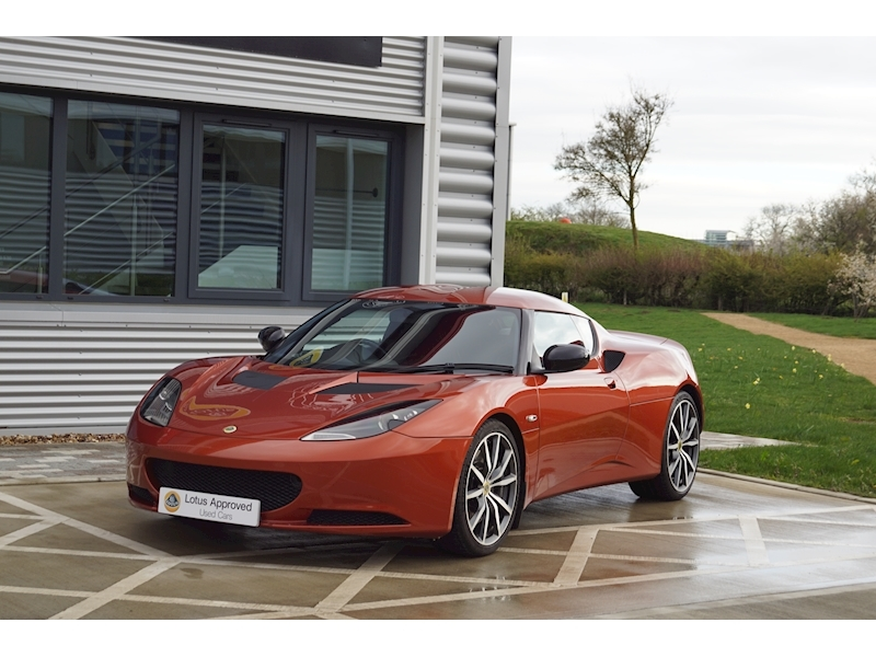 Lotus Evora V6 S IPS Premium Sport Tech - Large 11
