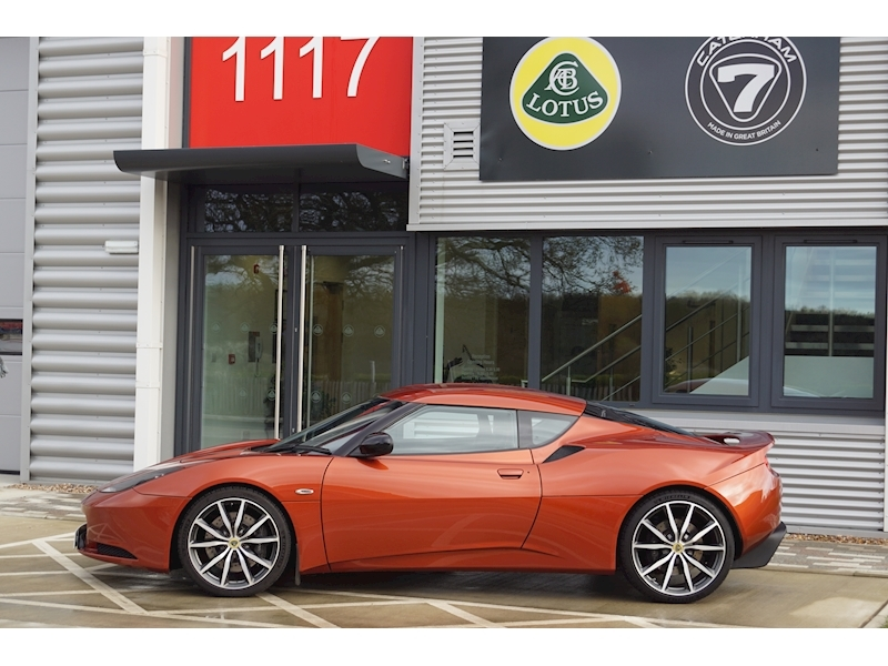 Lotus Evora V6 S IPS Premium Sport Tech - Large 12