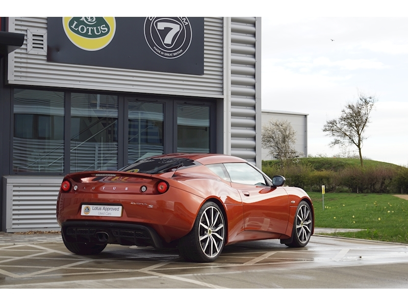 Lotus Evora V6 S IPS Premium Sport Tech - Large 13