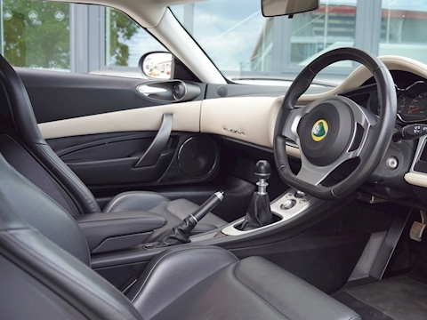 Evora V6 2 3.5 2dr Coupe Manual Petrol