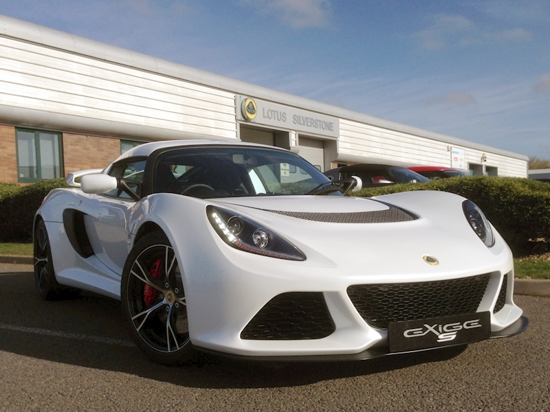 Exige S Coupe 3456 Manual Petrol