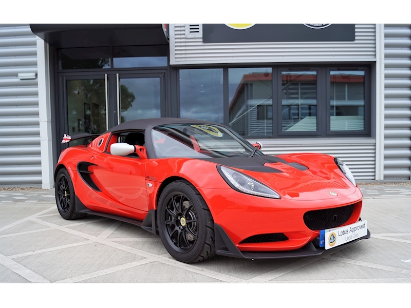 Lotus Elise S CUP Convertible 1.8 Manual Petrol