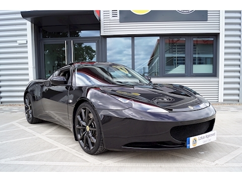 Lotus Evora S 2+2 MY11