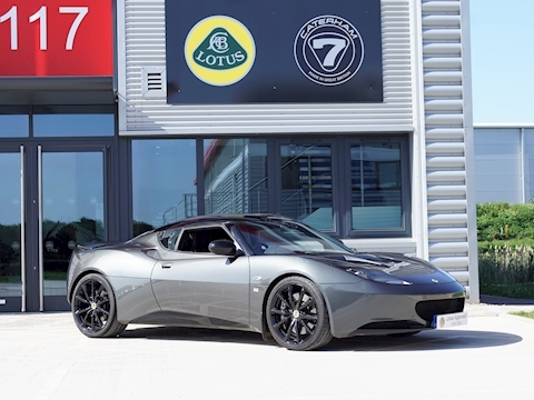 Lotus Evora V6 S Sports Racer 4 Ips