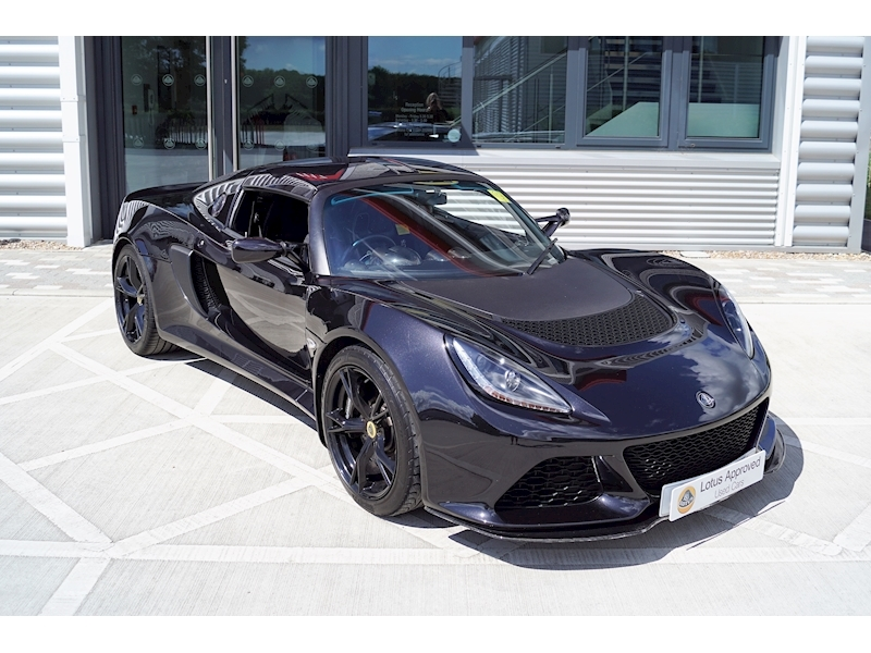 Lotus Exige S Roadster - Large 13