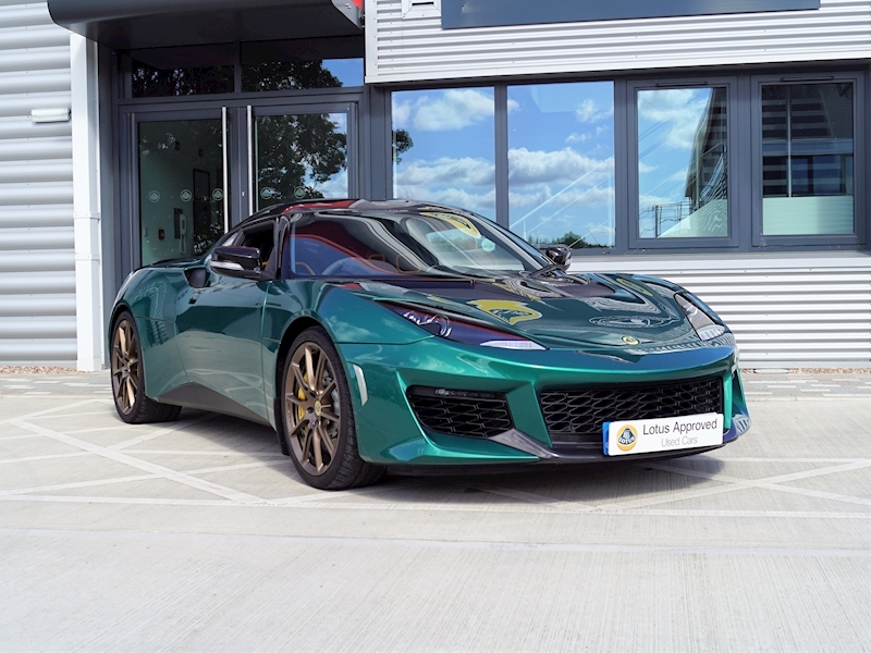 Lotus Evora V6 410 Sport - Large 0