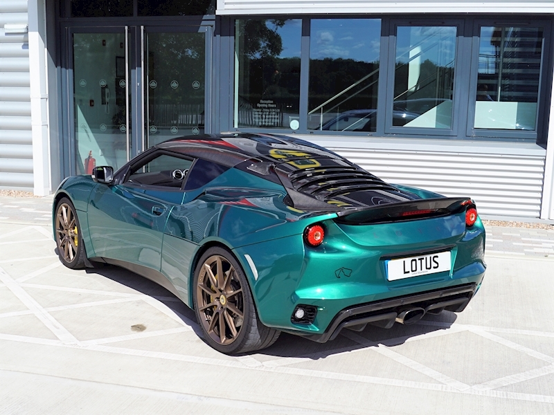 Lotus Evora V6 410 Sport - Large 11