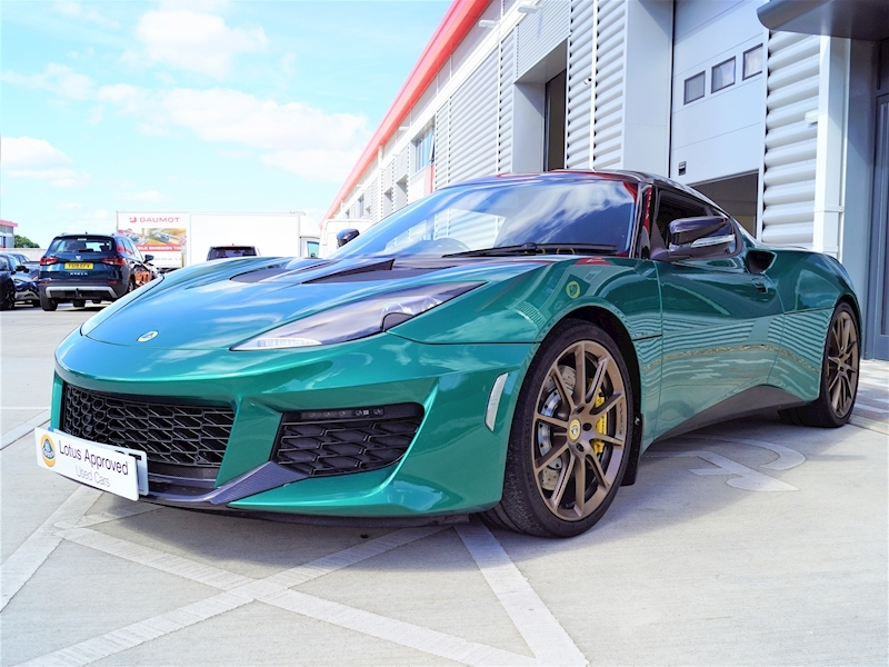 Lotus Evora V6 410 Sport - Large 23