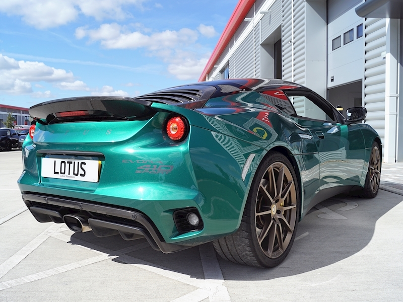 Lotus Evora V6 410 Sport - Large 24