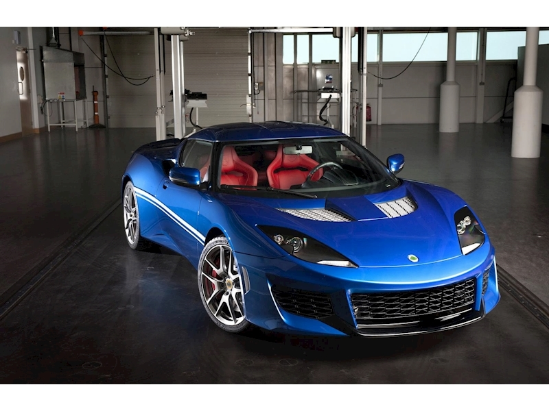 Lotus Evora 400 Hethel Edition - Large 24