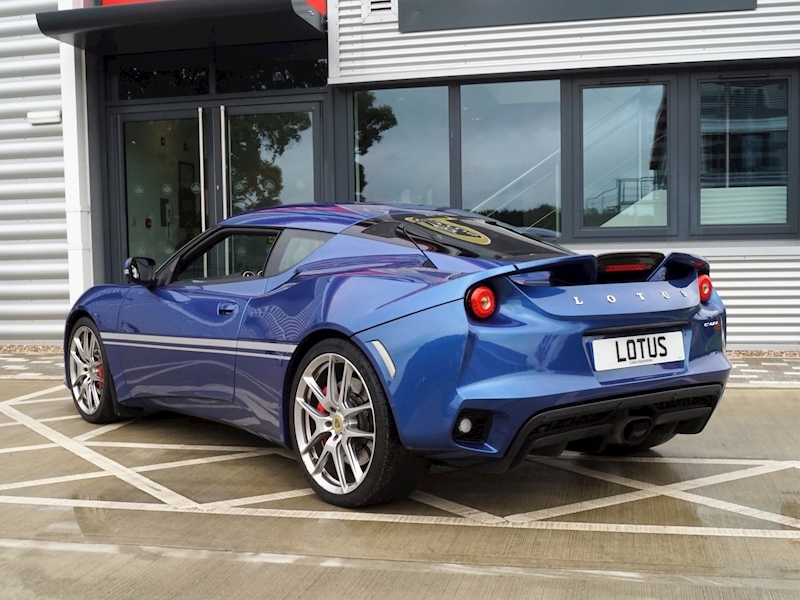 Lotus Evora 400 Hethel Edition - Large 1