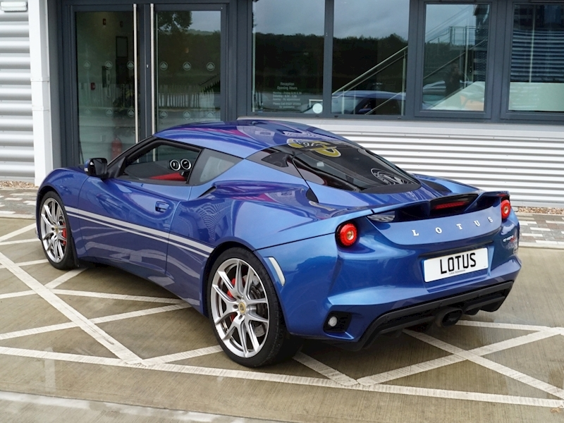 Lotus Evora 400 Hethel Edition - Large 18