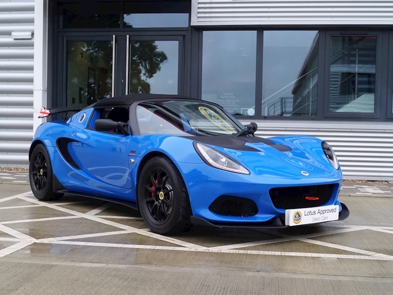 Elise Cup 250 1.8 2dr Roadster Manual Petrol