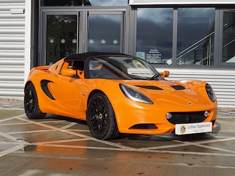 Lotus Elise S Touring And Sport
