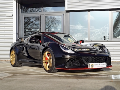 Lotus Exige S LF1 Unknown