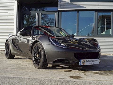 Lotus Elise 16V Club Racer