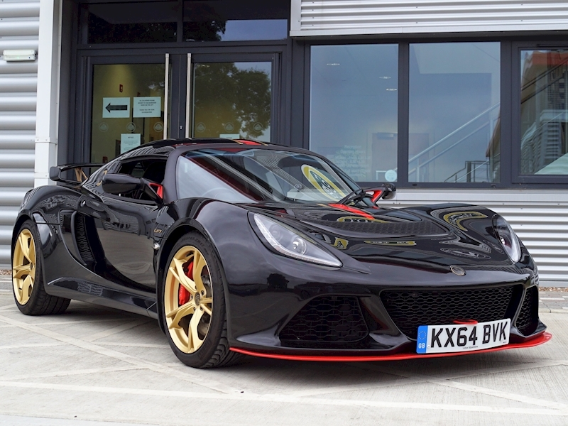 Lotus Exige S LF1 Race And Premium Sport - Large 0