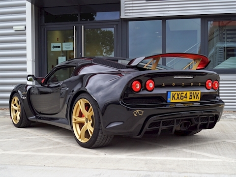 Exige S LF1 Race And Premium Sport 3.5 2dr Coupe Manual Petrol