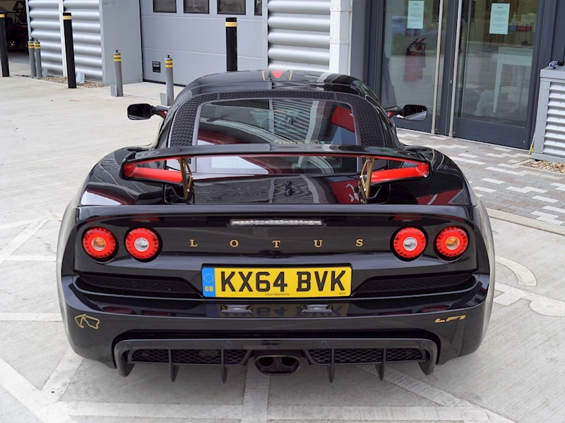Lotus Exige S LF1 Race And Premium Sport - Large 13