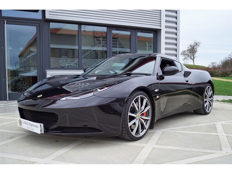 Lotus Evora S IPS Premium Sport, Tech - Large 0