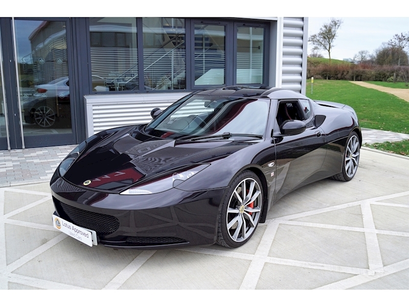 Lotus Evora S IPS Premium Sport, Tech - Large 9
