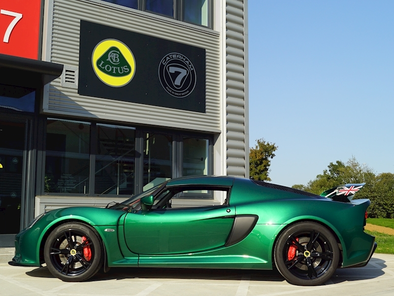 Lotus Exige S Coupe - Large 9