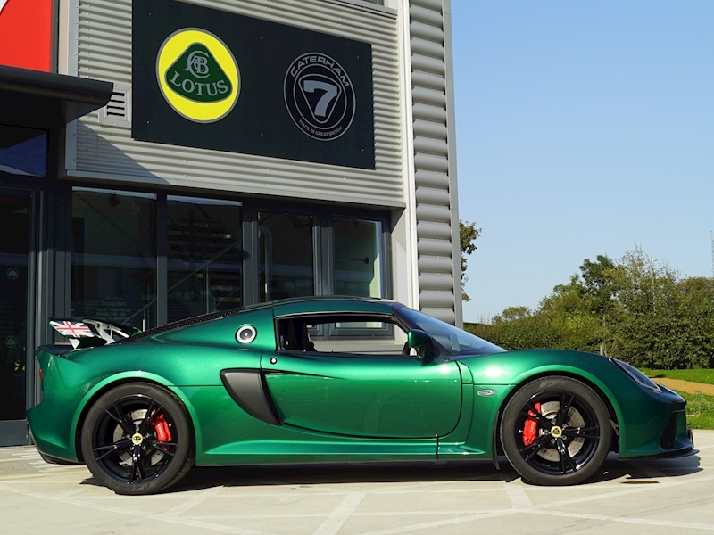 Lotus Exige S Coupe - Large 10