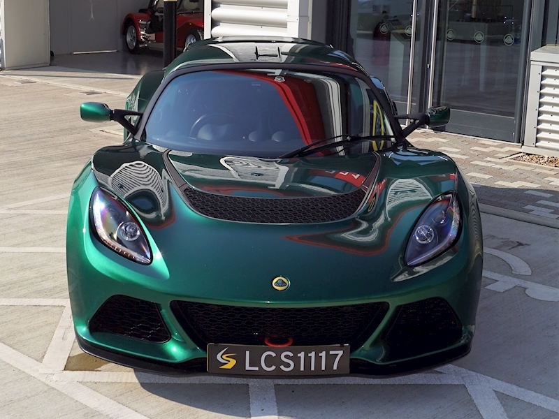 Lotus Exige S Coupe - Large 16